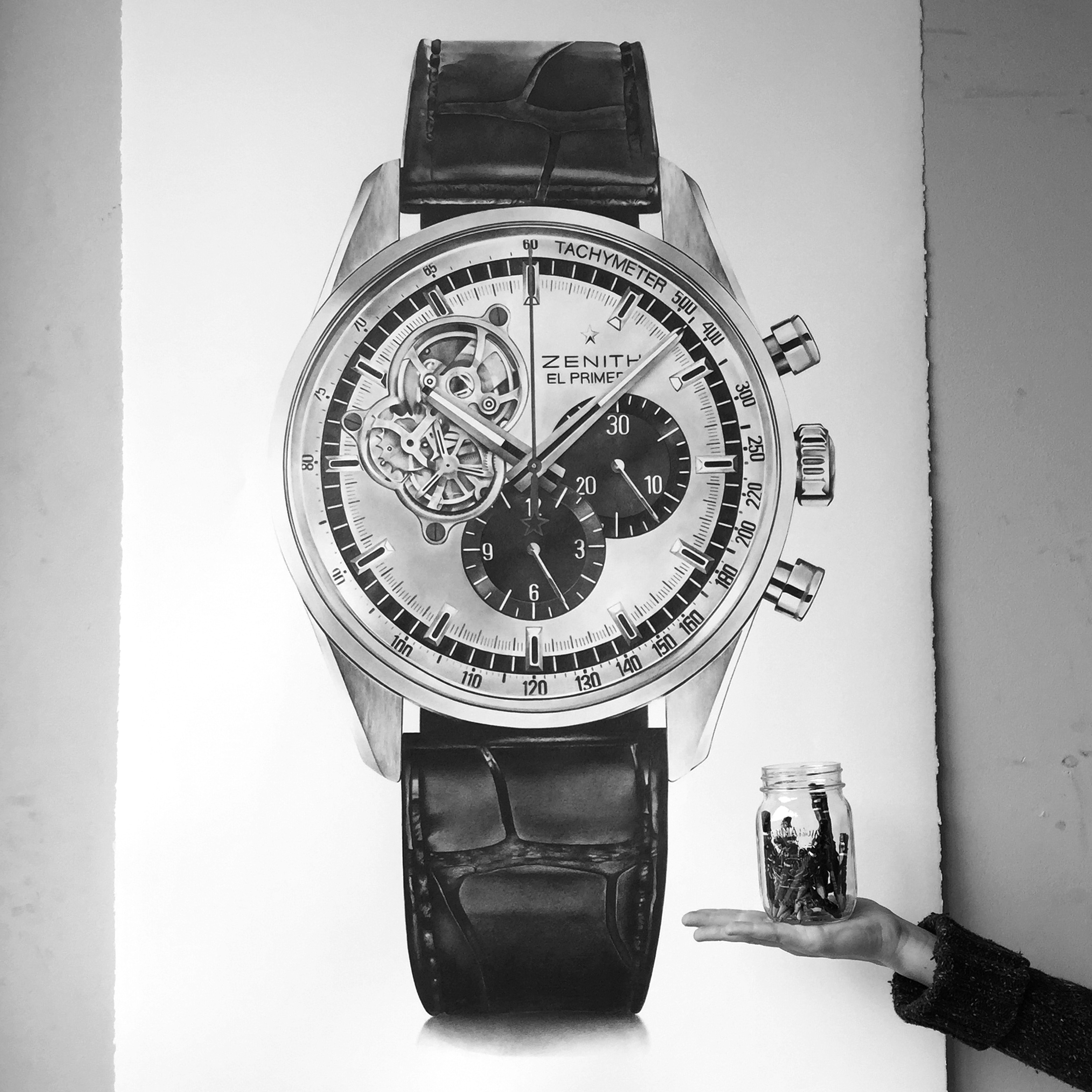 Zenith-El-Primero-JKAI-Timepieces-Julie-Kraulis