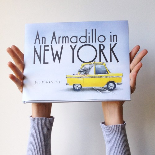 An-Armadillo-In-New-York-Julie-Kraulis