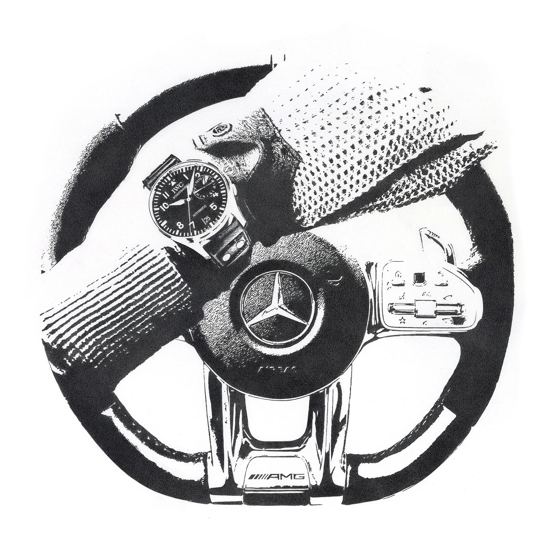 Mercedes x IWC