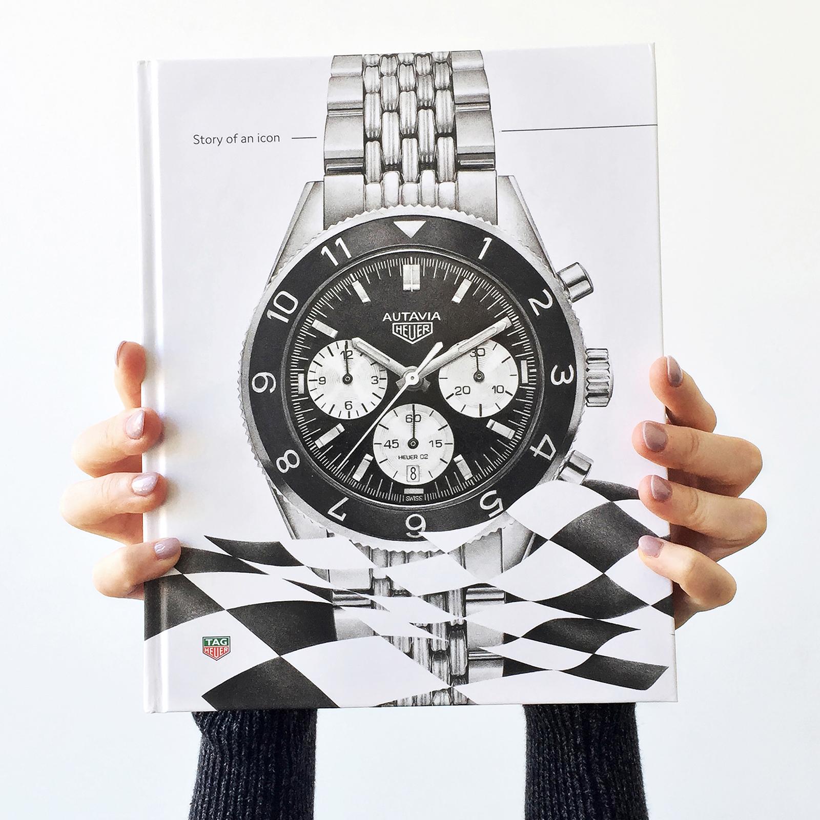 TAG Heuer // Autavia Book