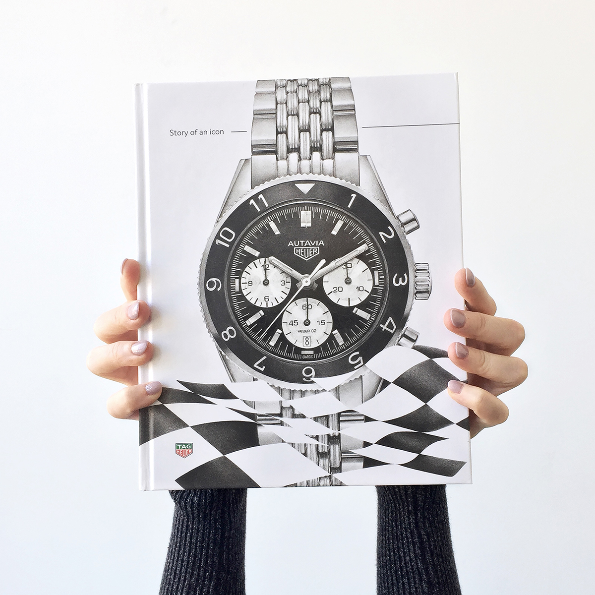 TAG Heuer Autavia Book Cover