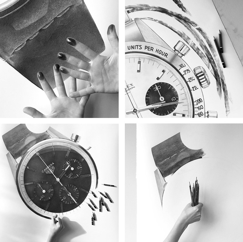 artist timepieces